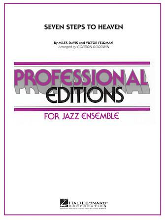 Seven Steps to Heaven (Jazz Ensemble - Score and Parts)
