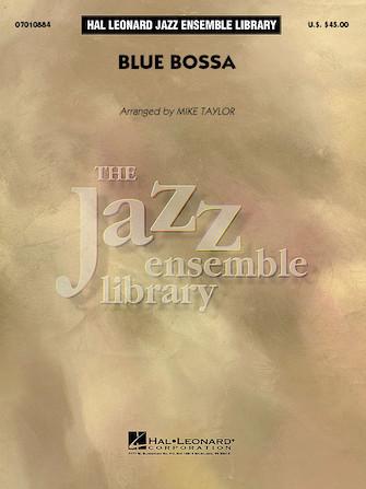 Blue Bossa (Jazz Ensemble - Score and Parts)