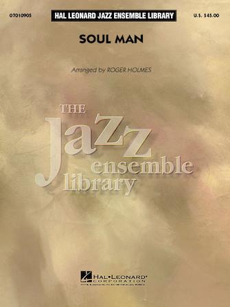 Soul Man (Jazz Ensemble - Score and Parts)
