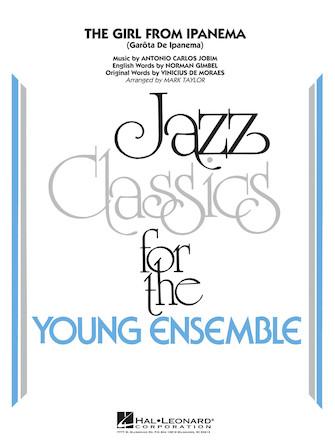 The Girl from Ipanema (Garota de Ipanema) (Jazz Ensemble - Score and Parts)