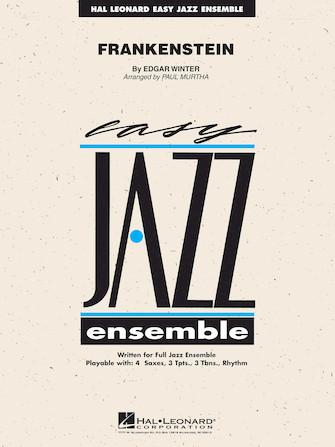 Frankenstein (Jazz Ensemble - Score and Parts)