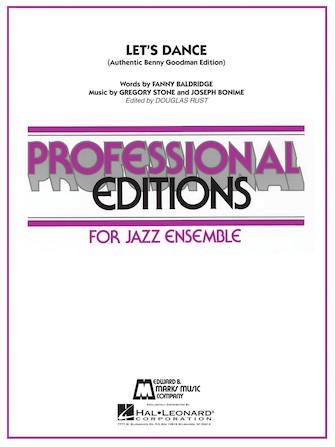 Let's Dance (Jazz Ensemble - Score and Parts)