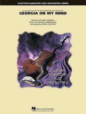 Georgia on My Mind (Jazz Ensemble - Score and Parts)