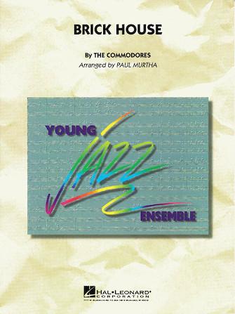 Brick House (Jazz Ensemble - Score and Parts)