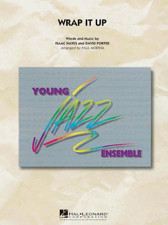 Wrap it Up (Jazz Ensemble - Score and Parts)