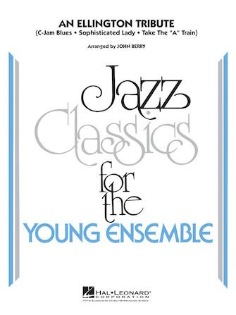 An Ellington Tribute (Jazz Ensemble - Score and Parts)