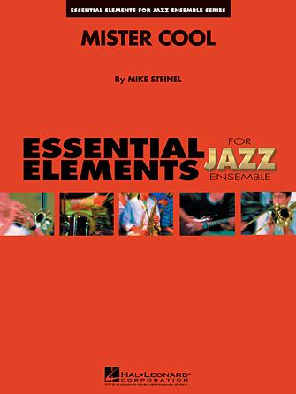 Mister Cool (Jazz Ensemble - Score and Parts)
