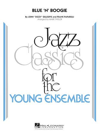 Blue 'n' Boogie (Jazz Ensemble - Score and Parts)