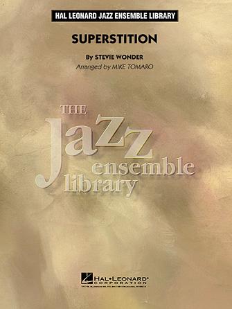Superstition (Jazz Ensemble - Score and Parts)
