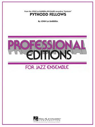 Pythodd Fellows (Jazz Ensemble - Score and Parts)