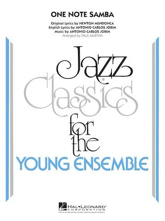 One Note Samba (Jazz Ensemble - Score and Parts)