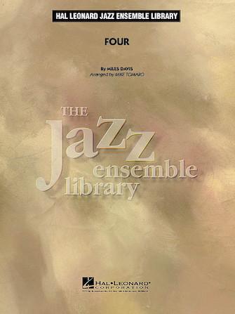 Four (Jazz Ensemble - Score and Parts)