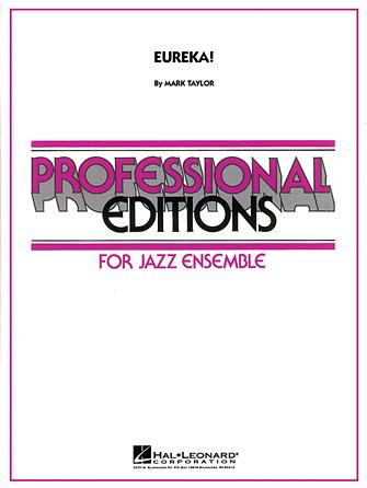 Eureka! (Jazz Ensemble - Score and Parts)