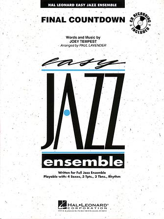 Final Countdown (Jazz Ensemble - Score and Parts)