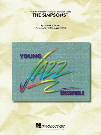The Simpsons (Jazz Ensemble - Score and Parts)