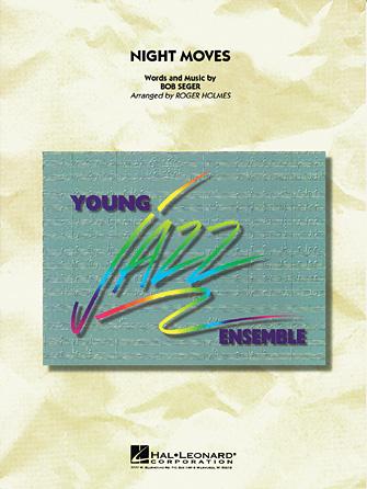 Night Moves (Jazz Ensemble - Score and Parts)