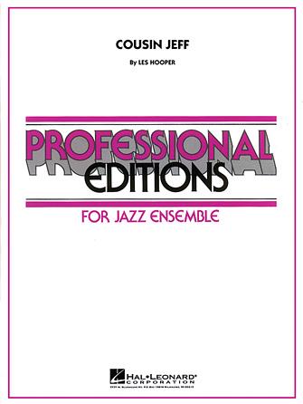 Cousin Jeff (Jazz Ensemble - Score and Parts)