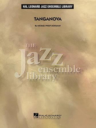 Tanganova (Jazz Ensemble - Score and Parts)