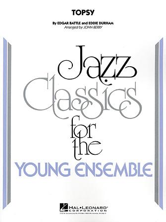 Topsy (Jazz Ensemble - Score and Parts)