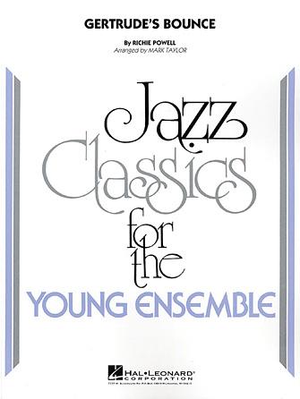 Gertrude's Bounce (Jazz Ensemble - Score and Parts)