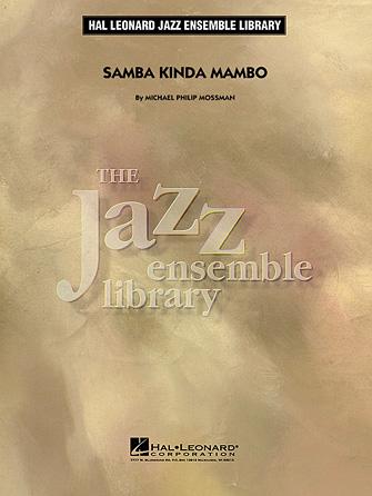 Samba Kinda Mambo (Jazz Ensemble - Score and Parts)