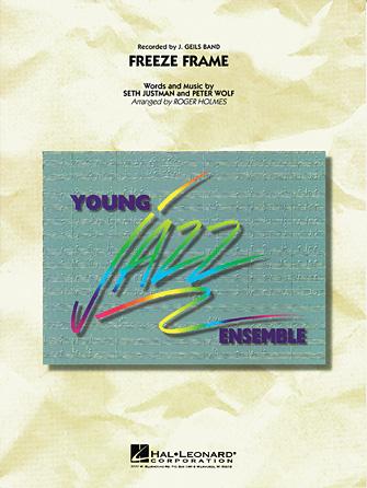 Freeze Frame (Jazz Ensemble - Score and Parts)