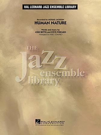 Human Nature (Jazz Ensemble - Score and Parts)