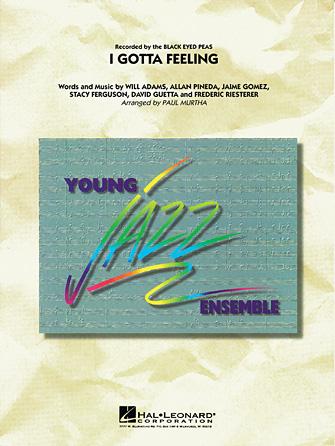 I Gotta Feeling (Jazz Ensemble - Score and Parts
