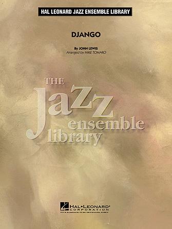 Django (Jazz Ensemble - Score and Parts)