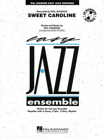 Sweet Caroline (Jazz Ensemble - Score and Parts)