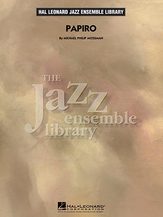 Papiro (Jazz Ensemble - Score and Parts)