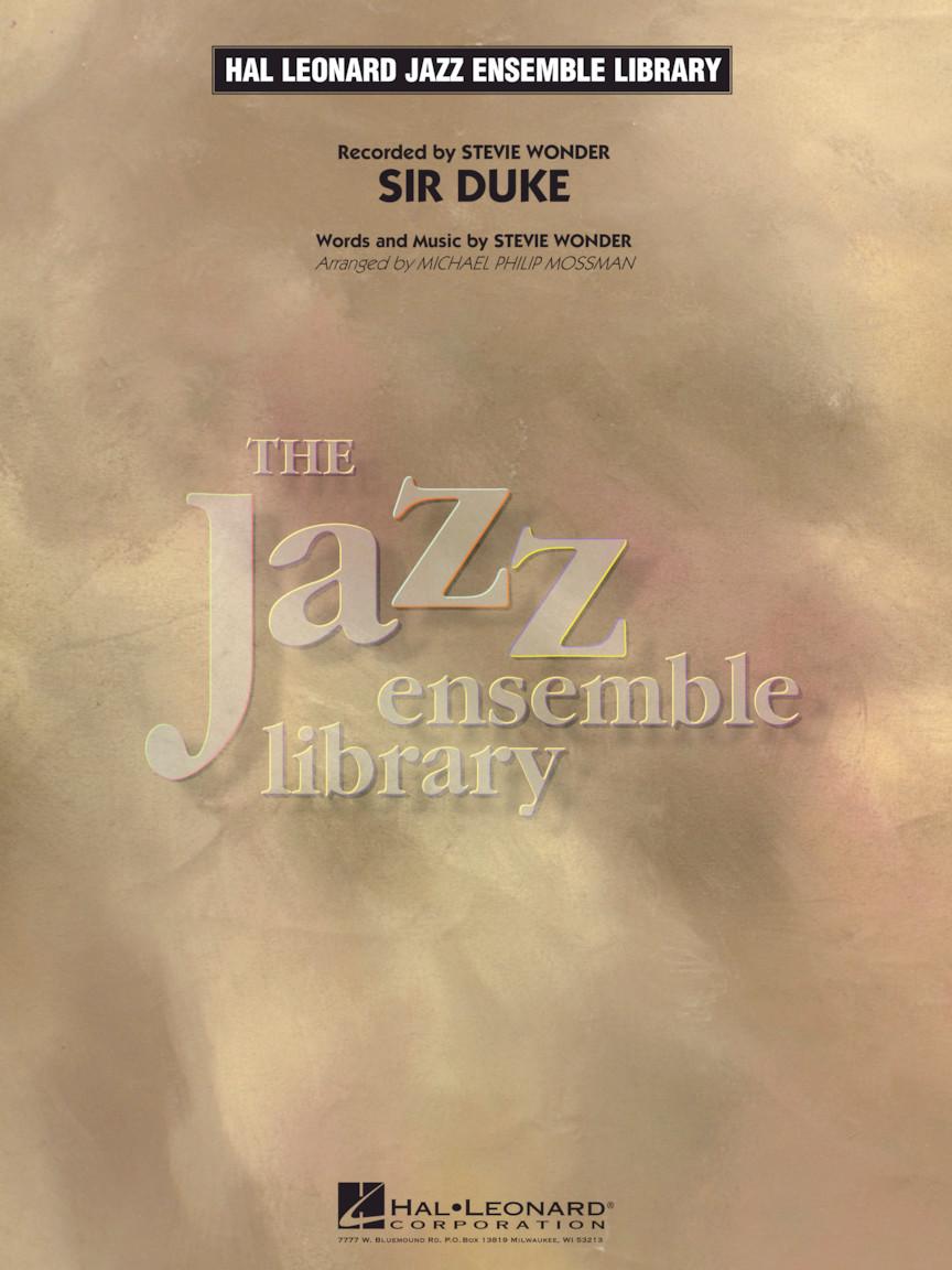 Sir Duke (Jazz Ensemble - Score and Parts)