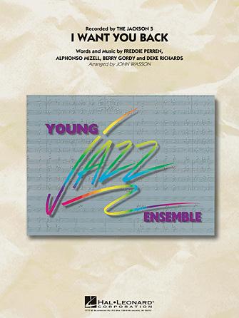 I Want You Back (Jazz Ensemble - Score and Parts)
