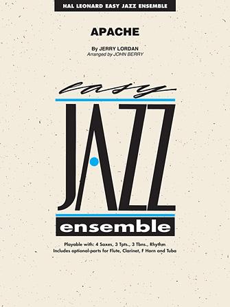 Apache (Jazz Ensemble - Score and Parts)
