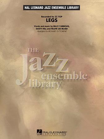 Legs (Jazz Ensemble - Score and Parts)