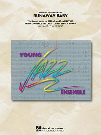 Runaway Baby (Jazz Ensemble - Score and Parts)