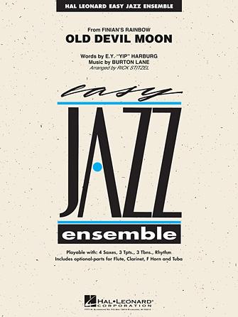 Old Devil Moon (Jazz Ensemble - Score and Parts)