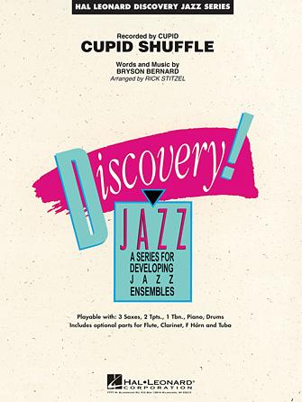 Cupid Shuffle (Jazz Ensemble - Score and Parts)