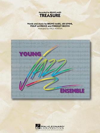 Treasure (Jazz Ensemble - Score and Parts)