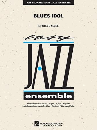 Blues Idol (Jazz Ensemble - Score and Parts)
