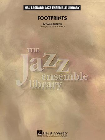 Footprints (Jazz Ensemble - Score and Parts)