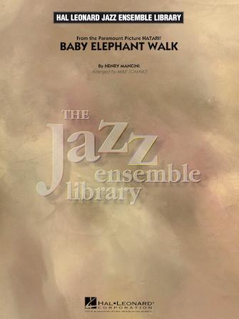 Baby Elephant Walk (Jazz Ensemble - Score and Parts)