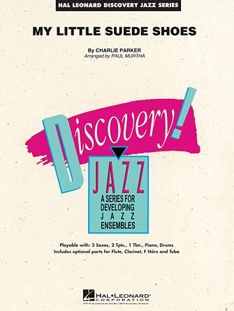 My Little Suede Shoes (Jazz Ensemble - Score and Parts)