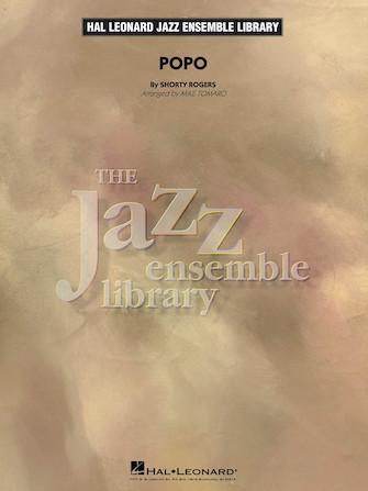 Popo (Jazz Ensemble - Score and Parts)