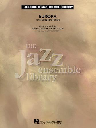 Europa (Jazz Ensemble - Score and Parts)