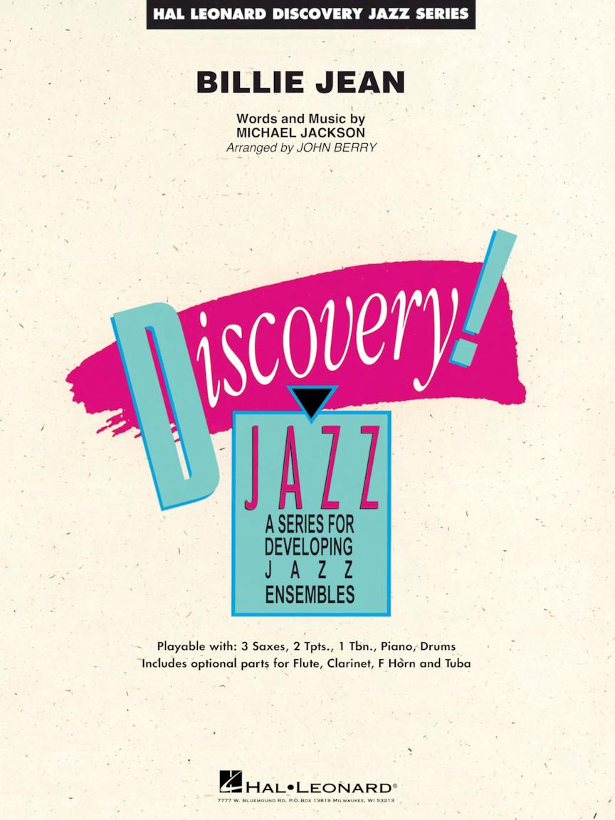 Billie Jean (Jazz Ensemble - Score and Parts)
