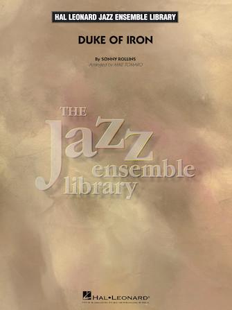 Duke of Iron (Jazz Ensemble - Score and Parts)