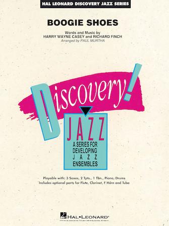 Boogie Shoes (Jazz Ensemble - Score and Parts)