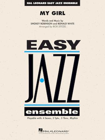 My Girl (Jazz Ensemble - Score and Parts)