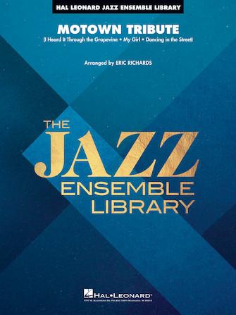 Motown Tribute (Jazz Ensemble - Score and Parts)